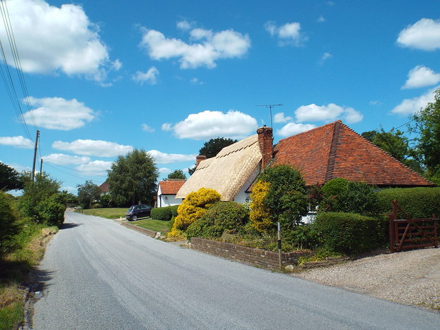 Thatched cottage near Mountnessing, Essex