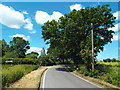 TQ6496 : Old Church Road, near Mountnessing by Malc McDonald