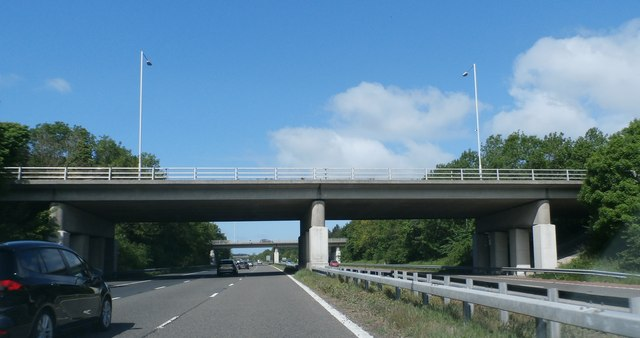M55 at Junction 3