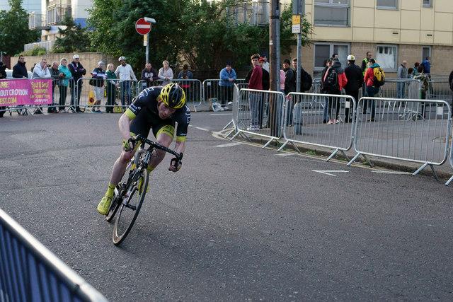 Cycle Racing in Croydon