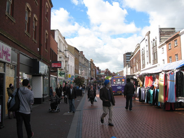 Streets of Walsall 1-West Midlands
