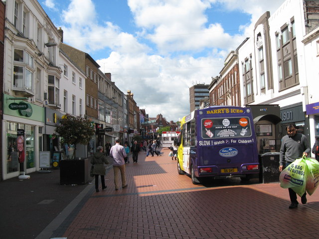 Streets of Walsall 2-West Midlands