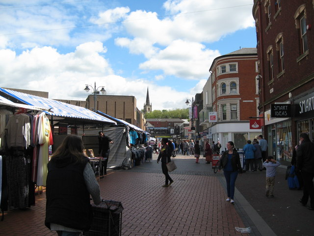 Streets of Walsall 3-West Midlands