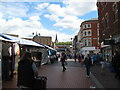 SP0198 : Streets of Walsall 3-West Midlands by Martin Richard Phelan