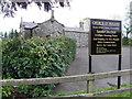 H5373 : Church Information Board, Drumnakilly by Kenneth  Allen