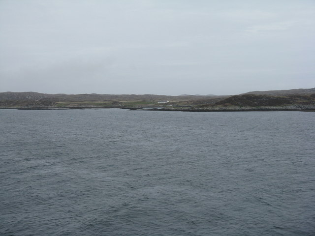 Port a' Chait and Airidh Mhaoraich