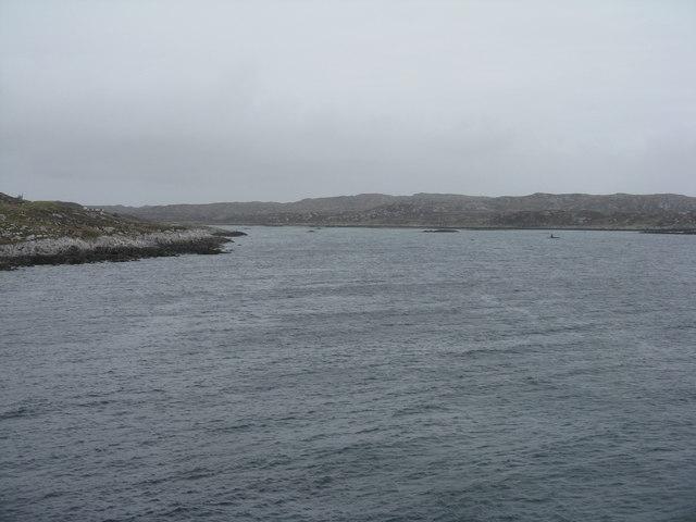 Loch Eatharna, Arinagour