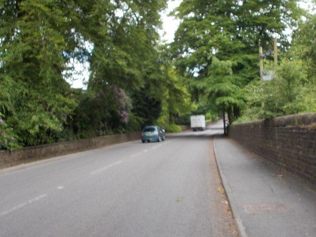 Rochdale Road - viewed from Stubbing Lane