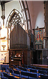 TQ2880 : Christ Church, Down Street, Mayfair - Organ by John Salmon