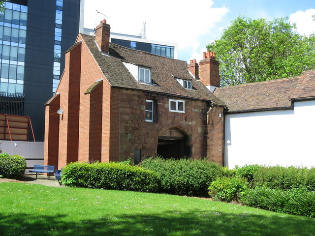 Whitefriars Gatehouse