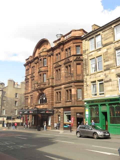 Kings Theatre, Leven Street, Edinburgh