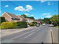 TQ5798 : School Road, Kelvedon Hatch by Malc McDonald