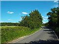 TQ5598 : Dudbrook Road, near Kelvedon Hatch by Malc McDonald