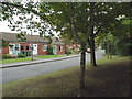SP1582 : Old people's bungalows, Cophams Close, Olton by Robin Stott