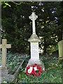 TM0682 : Fersfield War Memorial by Adrian S Pye