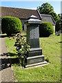 TG1915 : Horsford War Memorial by Adrian S Pye