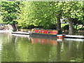 TQ2681 : Water Lily, was Kestrel - narrowboat in Little Venice by David Hawgood