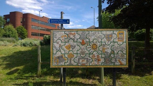 Underpass Street Art