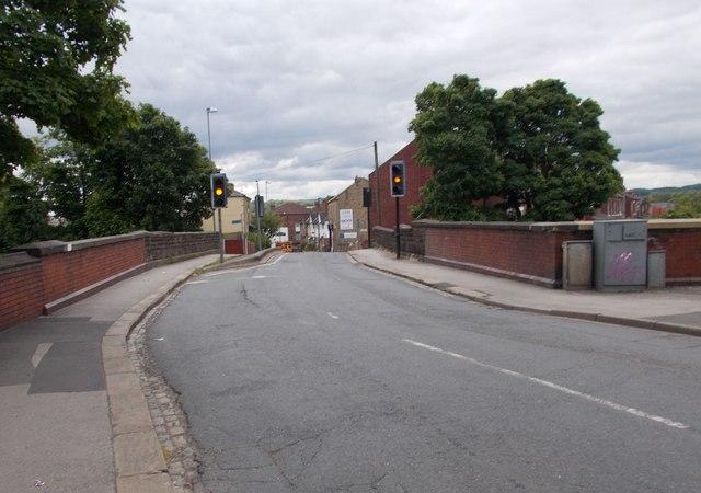 Bridge - Millfield Road
