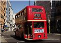 TQ3181 : Fleet Street, London by Peter Trimming