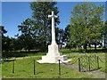 TM0691 : Old Buckenham War Memorial by Adrian S Pye