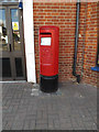 TM1745 : Khartoum Road Postbox by Adrian Cable
