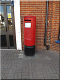TM1745 : Khartoum Road Postbox by Adrian Cable