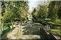 SU2496 : Steps to the Water Garden by Bill Nicholls