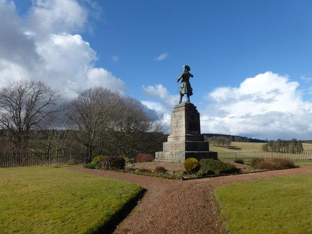 Statue of James Douglas, Earl of Angus