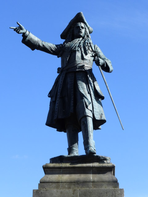 James Douglas, Earl of Angus statue