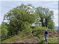 NH7502 : On the Kingussie Golf Course Circular walk by Julian Paren