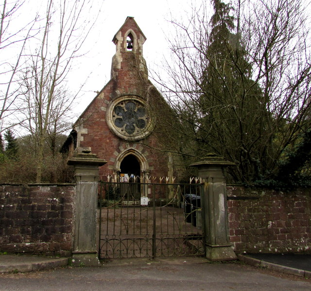 Clearwell Cemetery Chapel