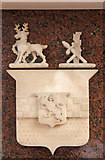 TQ2878 : St Michael, Chester Square - Wall monument detail by John Salmon