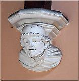 TQ2878 : St Michael, Chester Square - Corbel by John Salmon