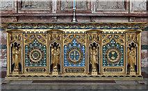 TQ2878 : St Michael, Chester Square - Altar by John Salmon