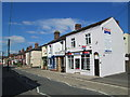 SJ9050 : Shops on Millrise Road, Milton by David Weston