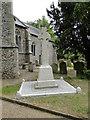 TG0602 : Wicklewood War Memorial by Adrian S Pye