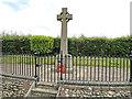 TM0699 : Morley War Memorial by Adrian S Pye