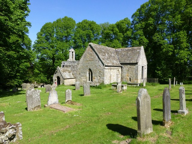 The Church of St Peter, Chillingham