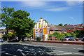 SJ8394 : Gita Bhavan Hindu Temple by Bill Boaden