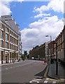 TQ3182 : St John Street, Clerkenwell by Julian Osley