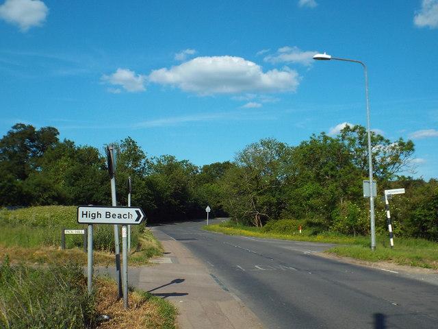 Horseshoe Hill, Upshire