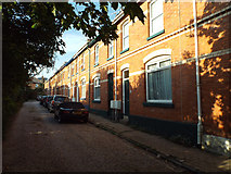 SX9473 : Belgrave Terrace off Heywoods Road, Teignmouth by Robin Stott