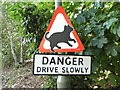 SU8758 : Signs on Apex Drive, Frimley by David Howard