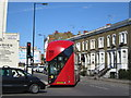 TQ2576 : New Routemaster, New King's Road by Oast House Archive