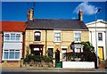 TF0920 : Victorian villas in Abbey Road, Bourne, Lincolnshire by Rex Needle