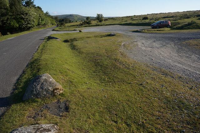 Car park, Venford Reservoir