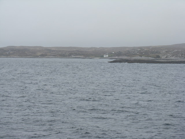 Arinthluic from the ferry