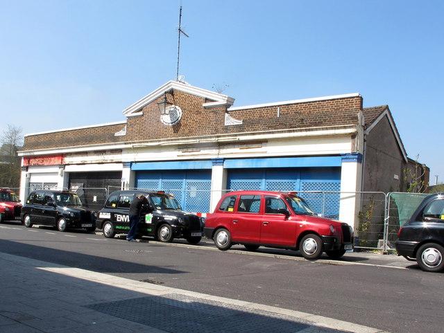 Shops on Far Gosford Street