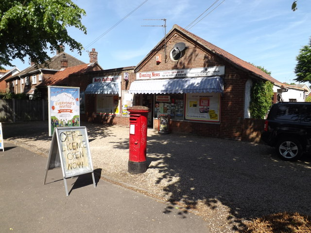 North Earlham Post Office